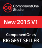 ComponentOne Studio Enterprise 2015