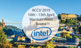 QBS attends to the ACCU Conference event on behalf of Intel for 7 years in a row.