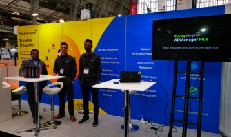 Exploring the security needs of the future with ManageEngine at the Cyber Security & Cloud Expo
