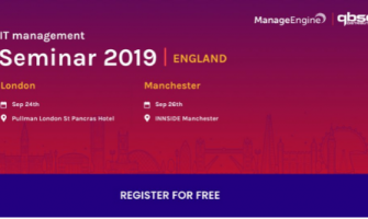 Free IT Management Seminars From ManageEngine In London And Manchester