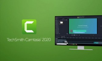 TechSmith Camtasia 2020: Templates and Favourites Make Video Creation Even More Efficient