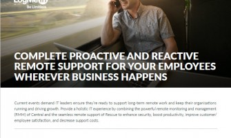 Complete Proactive and Reactive Remote Support For Your Employees Wherever Business Happens