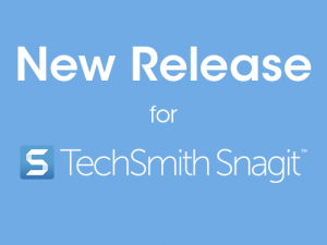 Snagit 2020: Go Beyond Basic Screen Capture