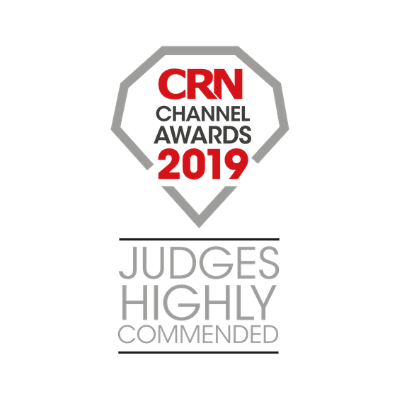 CRN Channel Awards 2019 - Judges Highly Commended