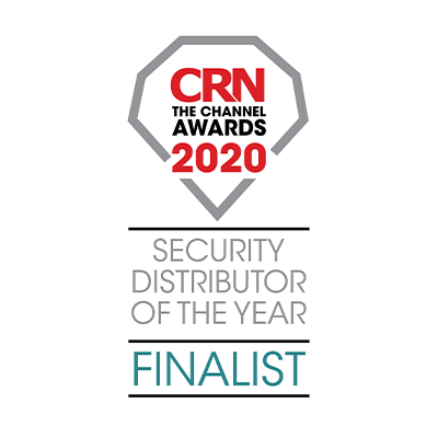 CRN Channel Awards 2020 - Security Distributor of the Year Finalist