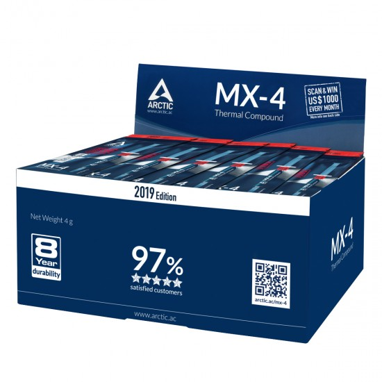 ARCTIC COOLING MX-4 (4g) 2019 Edition