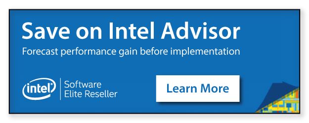 Save on Intel Advisor